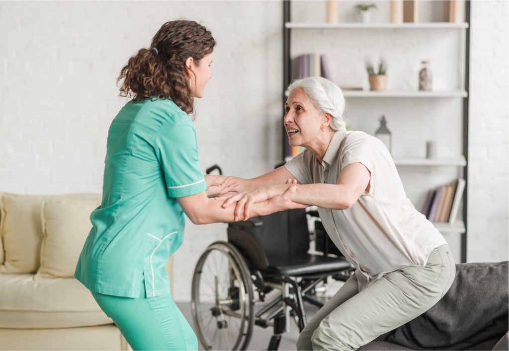 Care For The Caregivers